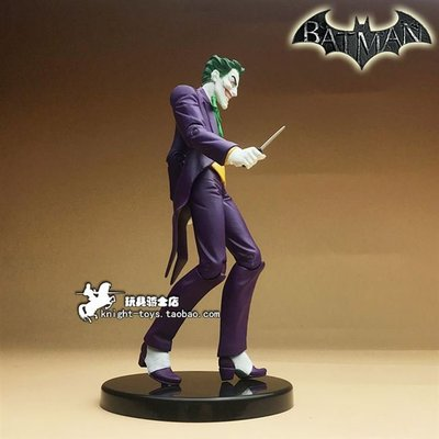 @幸福小鋪dc正版 蝙蝠俠 batman 小丑joker 手辦公仔 模型擺件 全新散貨