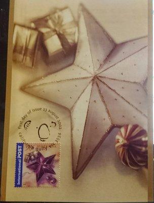 (全新) 澳洲-明信片+郵票(首日發行)
