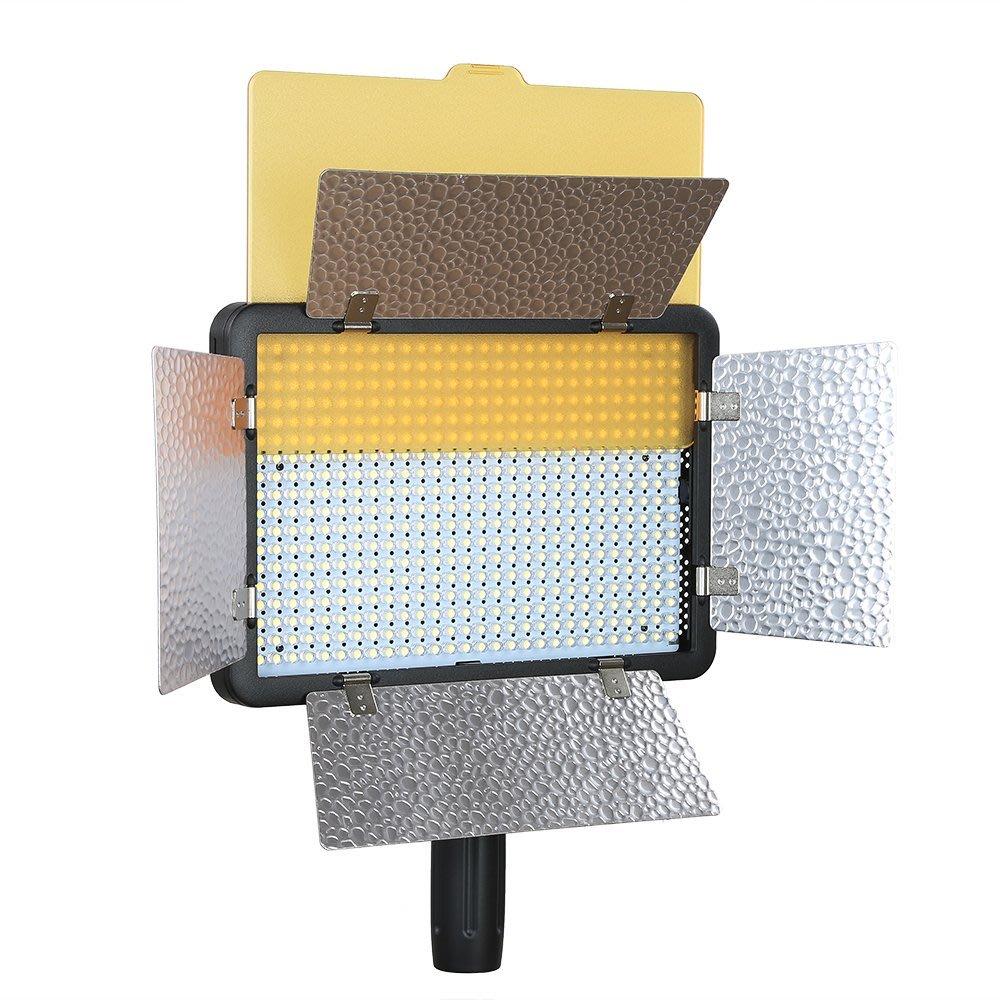 Godox 神牛 LED500LRw 504顆 白色溫 LED持續燈 可無線遙控 補光燈 LED500LR w 公司貨