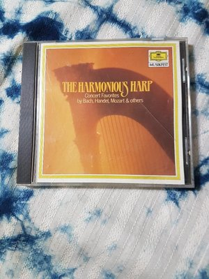 ~春庄生活美學小舖~2手CD     THE HARMONIOUS HARP