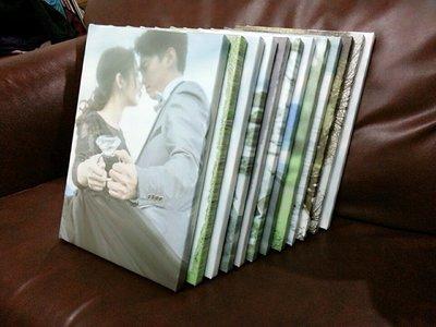 【32x22cm客製婚禮無框畫】婚紗照油畫框.寶寶照相框.風景照油畫布.居家佈置無畫框