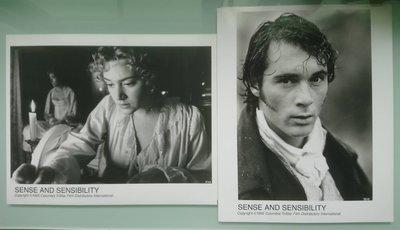 理性與感性 (Sense And Sensibility) ☘️ 李安 ☘️ 電影黑白劇照 (1995年)