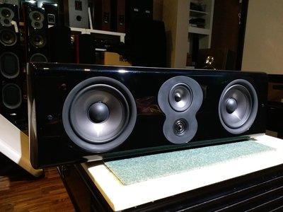 Polk Audio Lsim 706 中置喇叭 展示品 有輕刮傷 新店音響