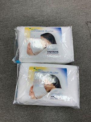 2個水枕優惠庒 USA美國 Mediflow Waterbase Pillow 醫療水枕頭100%全新正版(現貨)有效減低頸椎痛,肩痛..失眠及頭痛