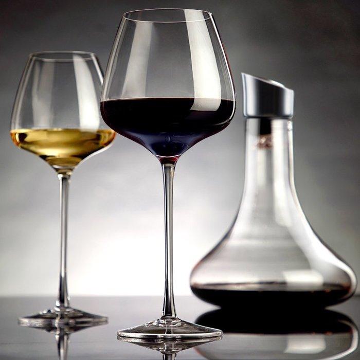 Fatto a Mano 重磅手工 水晶紅酒杯葡萄酒杯高腳杯家用大號 單只