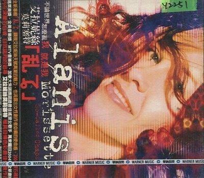 *還有唱片行* ALANIS MORISSETTE / SO CALLED CHAOS 全新 Y2251
