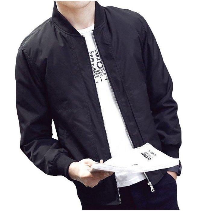 限時下殺~現貨韓版飛行外套 MA1外套 夾克外套 騎車外套 防風外套 帥氣外套 英倫外套 棒球外套 【C23】-SWK2