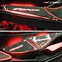 正鴻機車行 3D發光腳踏板 Force 155 迎賓燈踏板 導光踏板 LED踏板 非鋁合金踏板 山葉機車YAMAHA