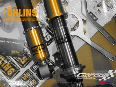 德朋國際 / Ohlins R&T DFV 高階性能避震器懸吊組 各車系歡迎詢問
