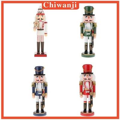 #現貨直出  Nutcracker Christmas Decorations 35CM Soldier-MDI2862
