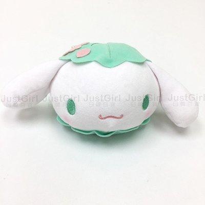 三麗鷗 大耳狗 化妝包 收納包 零錢包 日式和菓子 配件 正版日本進口 JustGirl