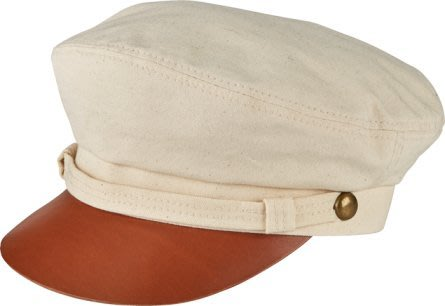 New York Hat RS6222紳士帽/軍帽/羊毛手工製/ Made in U.S.A黑/ NATURAL 預購款
