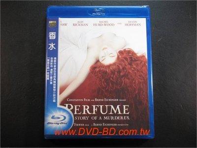 [藍光BD] - 香水 Perfume : The Story of a Murderer ( 得利公司貨 )