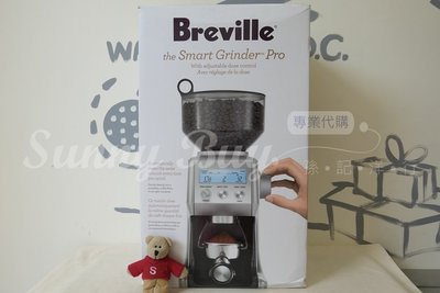 【Sunny Buy】◎預購◎ Breville BCG820BSSXL Bean Grinder 磨豆機 不鏽鋼原色
