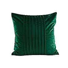 〖洋碼頭〗簡約靠墊現代傢俱布藝樣板間家居條紋沙發絨質美式靠枕方形抱枕 jwn581