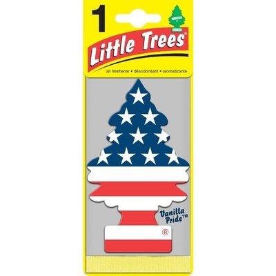 (I LOVE 樂多) 台灣公司貨 Little Trees 小樹香片 頂級香草