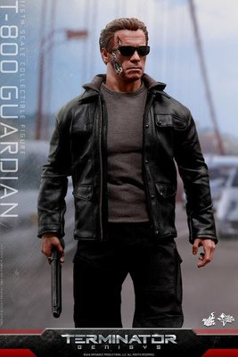 HOTTOYS  Terminator Genisys 1/6th scale T-800 Guardian