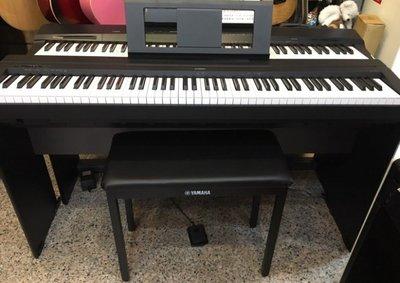 全新 Yamaha P45 P-45 88鍵 電鋼琴 數位鋼琴 ~ 全省含運 另有P125 FP30 RP102