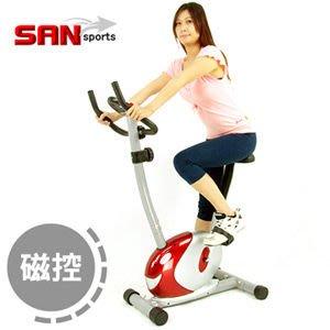 【推薦+】SAN SPORTS 小鯨魚磁控健身車C121-360 室內腳踏車.健身器材室內腳踏健身車哪裡買