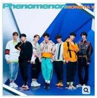 【內附小卡】MONSTA X 第二張日文專輯 Phenomenon 通常盤CD,台灣正版全新108/8/23發行
