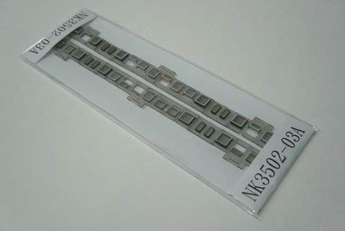 TRAIL 鐵支路 1:150 Option  35TP32850客車窗戶二側  NK3502-03