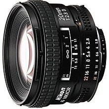 【eWhat億華】Nikon Ai AFNikkor 20mm F2.8 D 廣角定焦鏡  平輸 【3】
