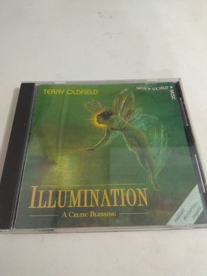 [新世紀] Terry Oldfield Illumination A Celtic Blessing 澳洲版無IFPI