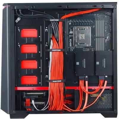 PHANTEKS追風者416PTG鋼化玻璃水冷電腦機箱 臺式機 RGB燈主機箱