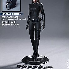 HOTTOYS HOT TOYS Batman 蝙蝠俠 Dark Knight Rises 黑夜之神 夜神起義 Selina Kyle Catwoman 特別版