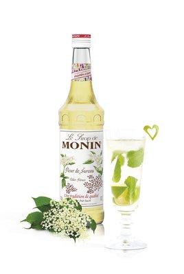 SNOW的家【訂購】Monin 糖漿-接骨木700ml (81470097