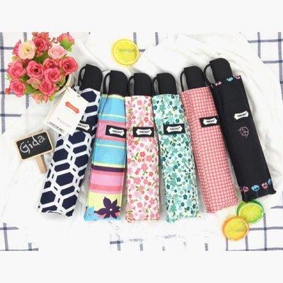 現貨✨外銷歐美品牌PARACHASE 自動折疊傘 晴雨傘 雨具