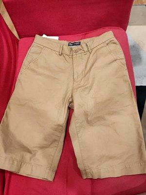 big train 休閒短褲