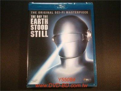 [藍光BD] - 地球末日記 The Day the Earth Stood Still BD-50G -【 1951年版 】當地球停止轉動