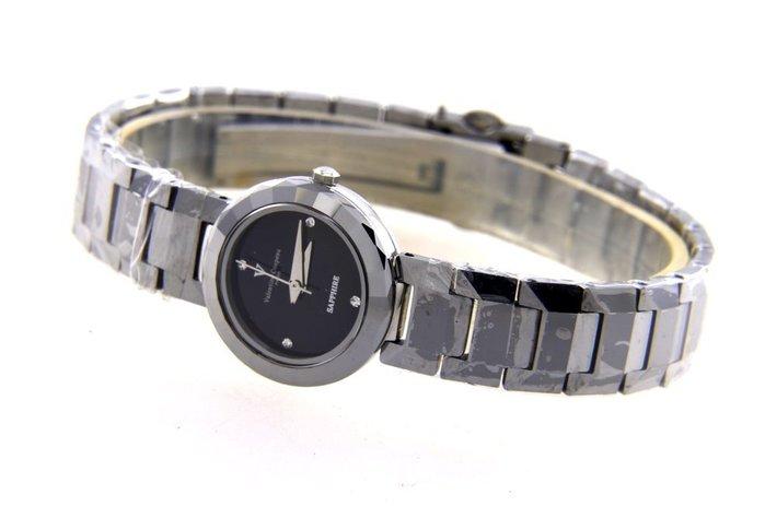 (六四三精品)Valentino coupeau高硬度鎢鋼圓型錶徑.時尚精準手錶!女