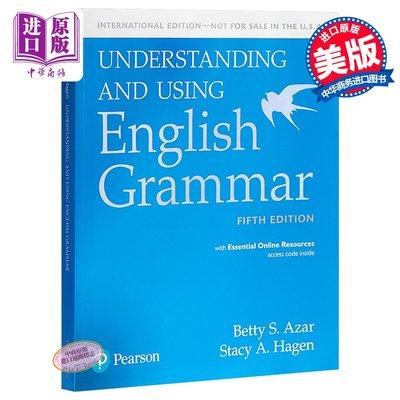 英語語法理解與運用 英文原版 Understanding and Using English Grammar