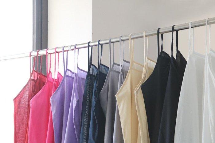 【子芸芳】純棉全棉棉布打底吊帶衫打底內搭襯裙吊帶連衣裙