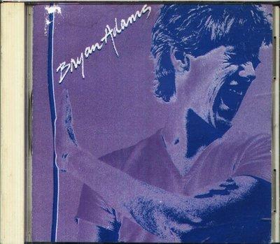 K - Bryan Adams - Bryan Adams - 日版