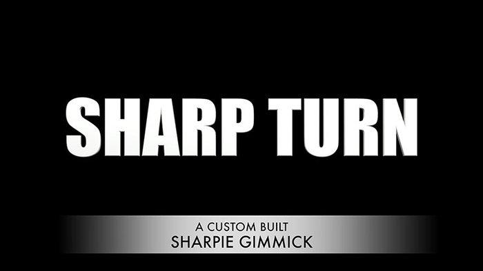 [魔術魂道具Shop]調皮夏筆~~Sharp Turn by Matthew Wright