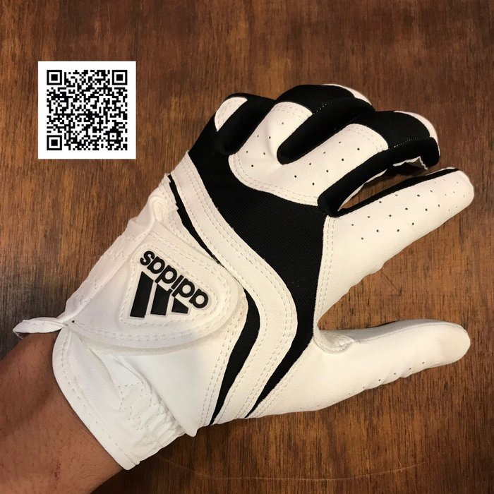 全新adidas 高爾夫玩家專用手套 舒適透氣 絕佳觸感 (單支下標區) 男/女適用