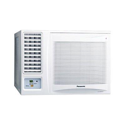 【Y80****6280訂金賣場】Panasonic國際牌【CW-P60LHA2】 10-11坪 變頻左吹冷暖窗型冷氣