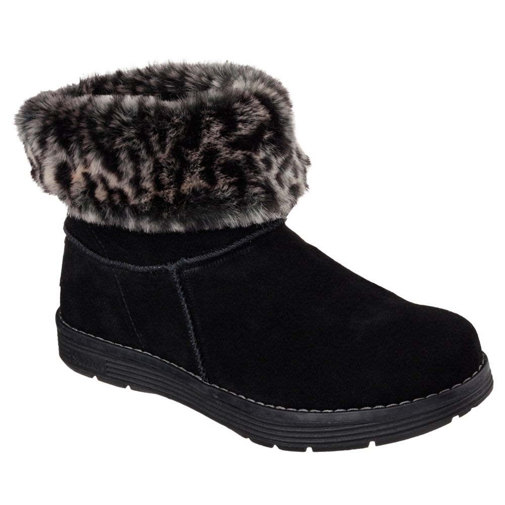 (SKECHERS) Adorbs 流行休閒靴 - 48627BLK 黑 (原價:2990元)