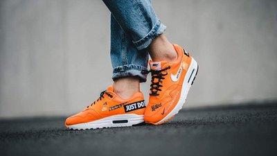 【Cool Shop】Nike Air Max 1 Just do it Orange 橘白917691-800 女