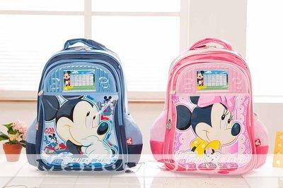 mandyshop【M2539】㊣ Disney / 迪士尼米奇/米妮造型兒童背包 / 書包