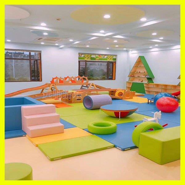 金寶貝早教親子幼兒園室內PU亞光寶寶爬行墊墻壁軟包兒童軟體地墊 上新特惠