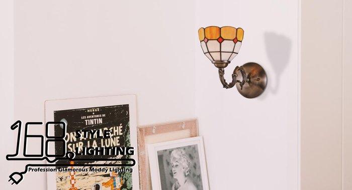 【168 Lighting】溫暖氛圍《第凡內壁燈》GI 71463-5