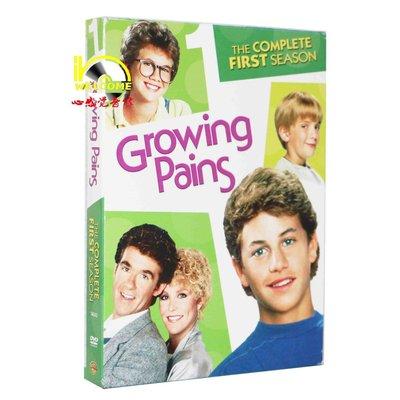 【樂視】 美劇原版DVD Growing Pains 成長的煩惱 完整版 4碟裝DVD 精美盒裝