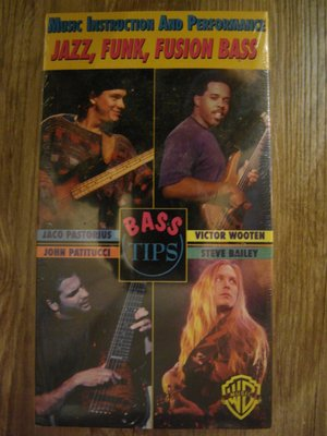 Music instruction and performance JAZZ,FUNK,FUSION BASS