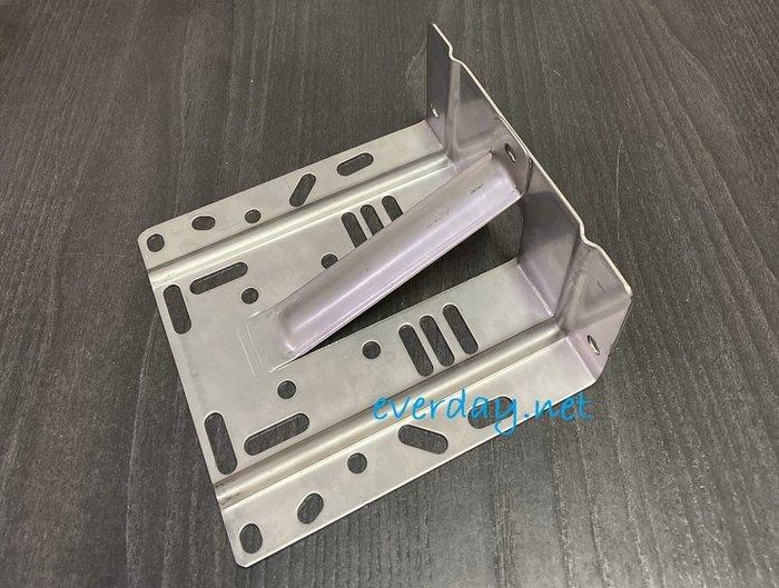 (永展) 白鐵 馬達架 泵浦 固定 加壓機 抽水機 L 架 ST 加厚 通用