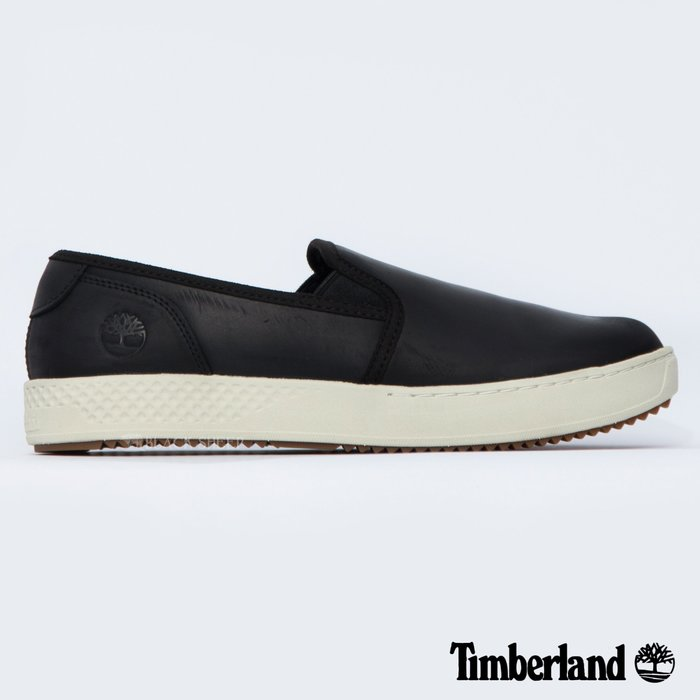 Timberland 19年春夏新品 A25MU 黑色休閒懶人鞋 兩色可選 透氣 Aerocore抗震大底 止滑橡膠