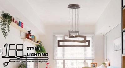 【168 Lighting】光軌跡《LED吊燈》(兩款)圓款GE 81017